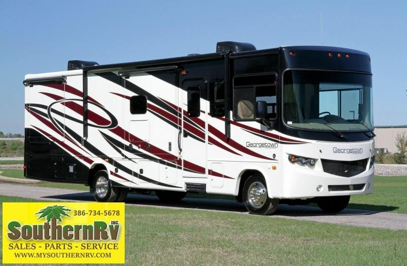 2014 Forest River Georgetown 328TS Class A RV