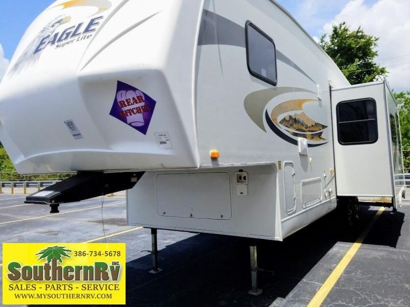 2010 Jayco Eagle Super Lite 29.5RKS Fifth Wheel Campers RV
