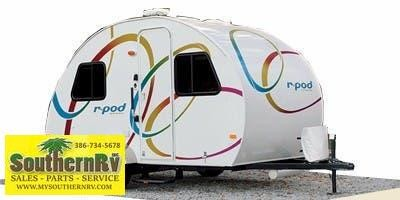 2010 !!!SOLD!!!  Forest River R-Pod RP-177 Travel Trailer RV