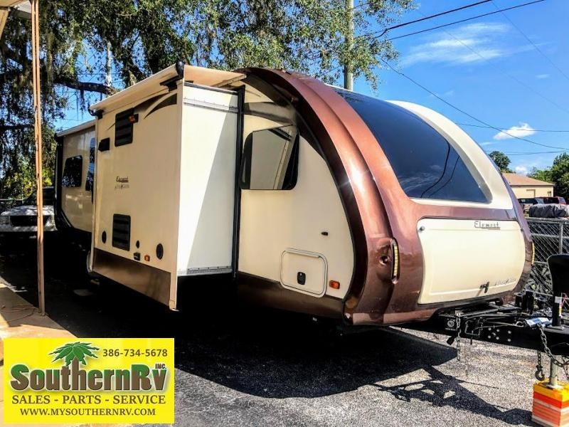 2015 EverGreen Element 30FLS Travel Trailer RV