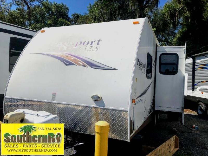 2014 Keystone RV Passport Grand Touring 2300BH BUNKHOUSE Travel Trailer RV