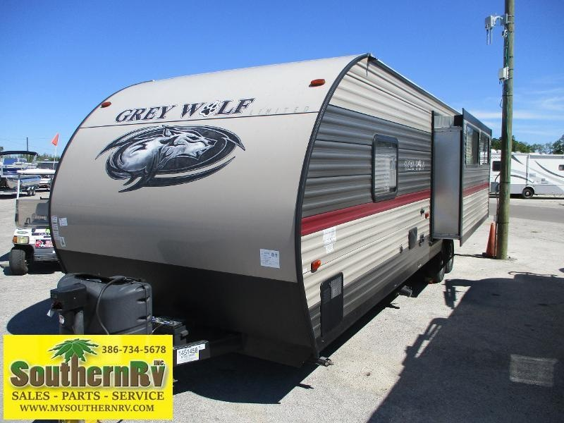 2018 Forest River Cherokee GREY WOLF 26RL Travel Trailer RV