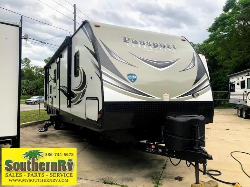 2018 Keystone RV Passport Grand Touring 3350BH Travel Trailer RV