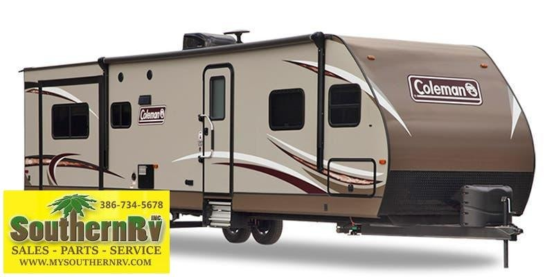 2018 Coleman Dutchmen 2405BH BUNKHOUSE Travel Trailer RV