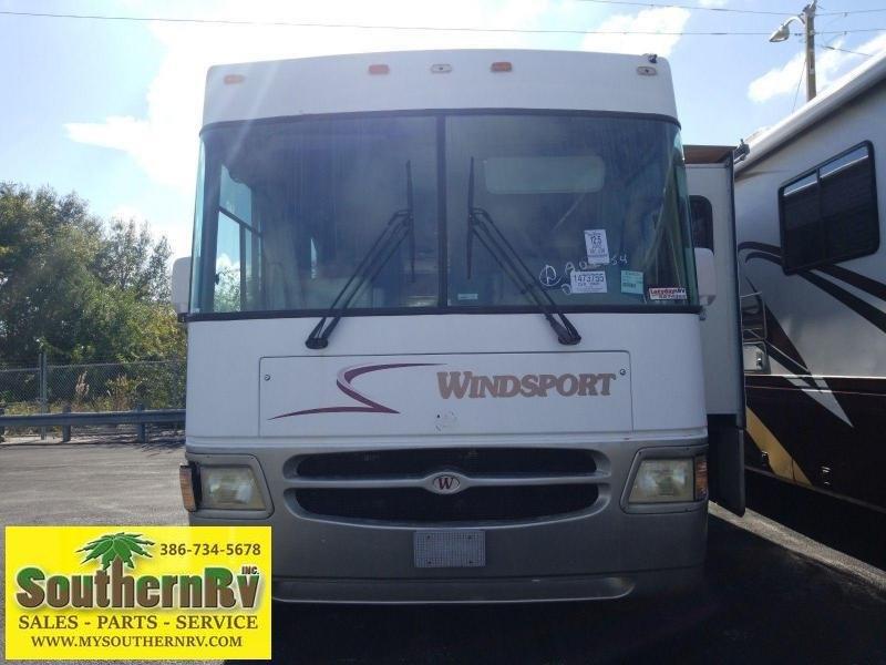 2000 Four Winds Windsport 33SL Class A RV
