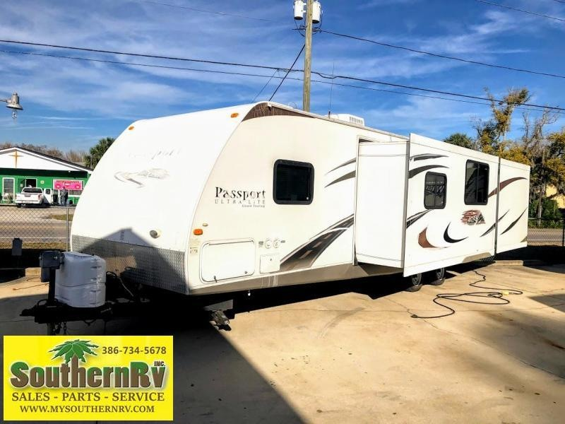 2012 !!!PENDING SALE!!!  Keystone RV Passport 3220BH Travel Trailer RV