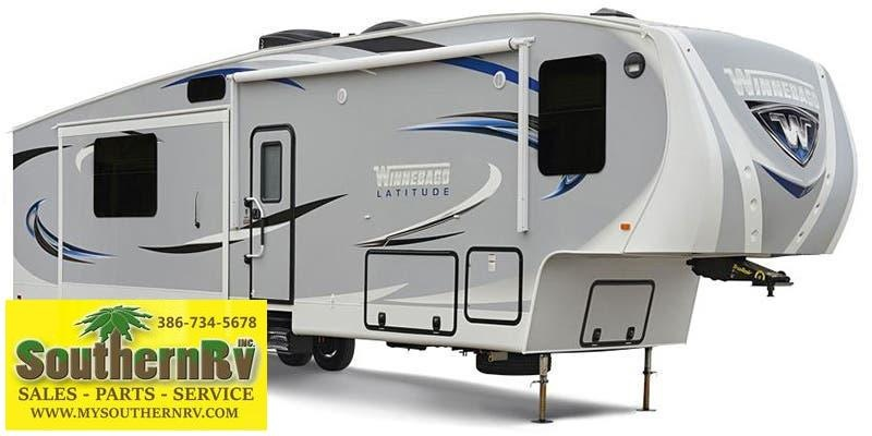 2015 Winnebago Latitude 36RK Fifth Wheel Campers RV