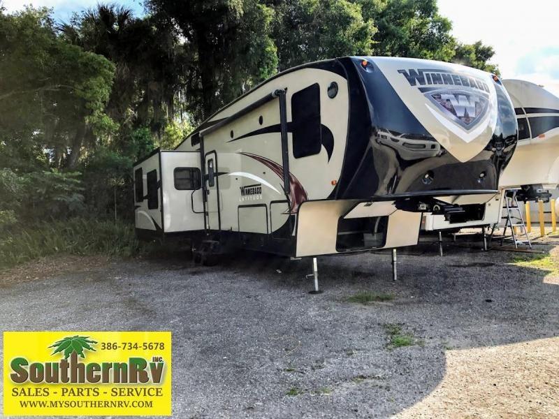 2015 Winnebago Latitude 36RK Fifth Wheel Campers RV