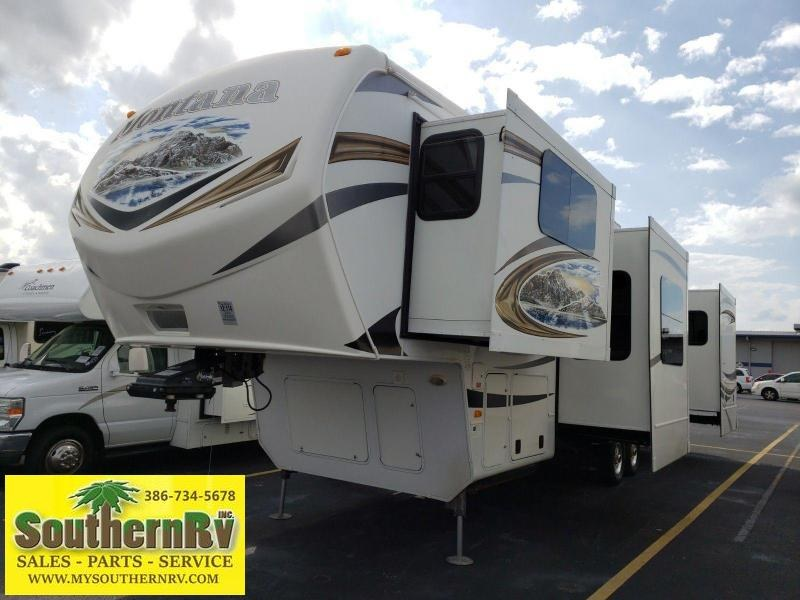 2014 Keystone RV Montana 3750FL Fifth Wheel Campers RV