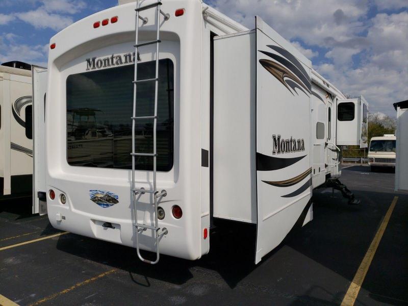 2014 Keystone RV Montana 3750FL Fifth Wheel Campers RV