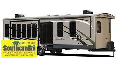 2014 Forest River Sandpiper 393CK Travel Trailer RV