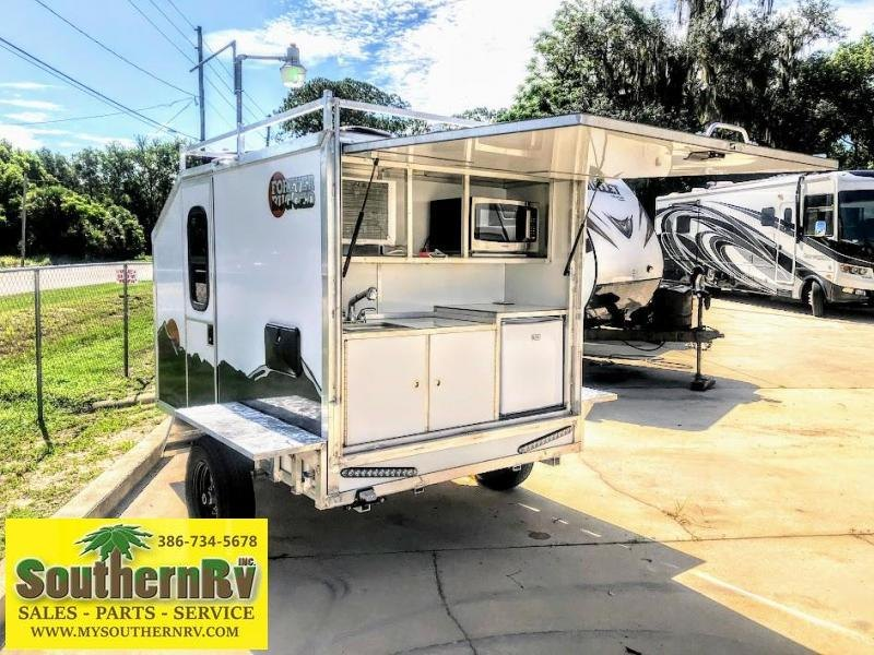 2020 Lifetime Trailers Forever Rugged FR1 Teardrop Ultra Lite Travel Trailer RV