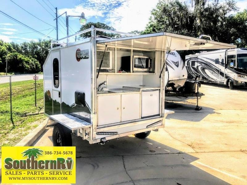 2021 Lifetime Trailers Forever Rugged FR1 Teardrop Ultra Lite Travel Trailer RV