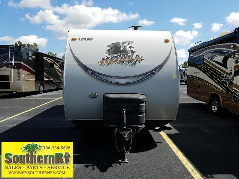 2013 Skyline KOALA 21CS Travel Trailer RV