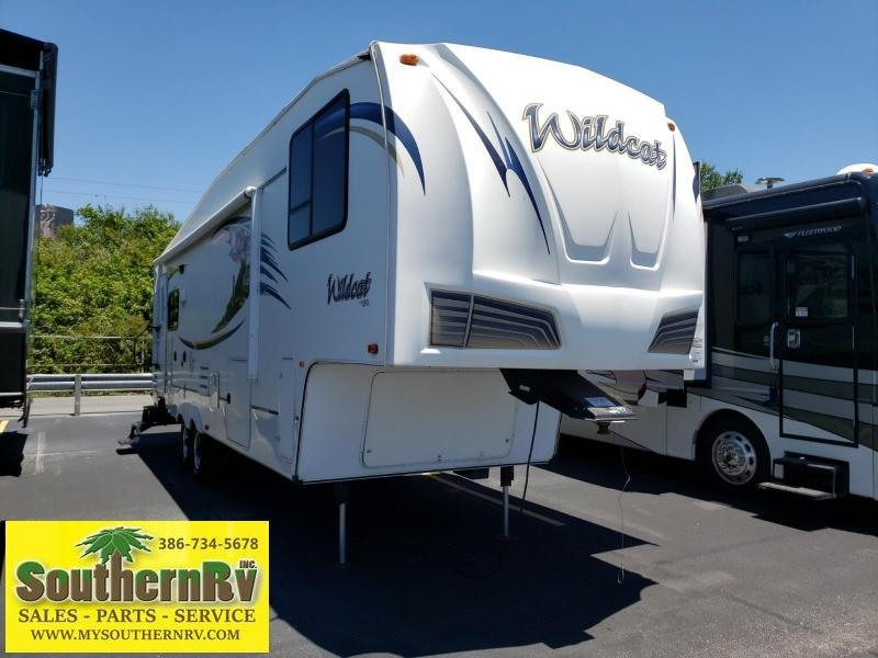 2011 Forest River Wildcat 302RL Fifth Wheel Campers RV