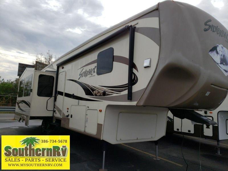 2014 Cedar Creek Silverback 33RL Fifth Wheel Campers RV