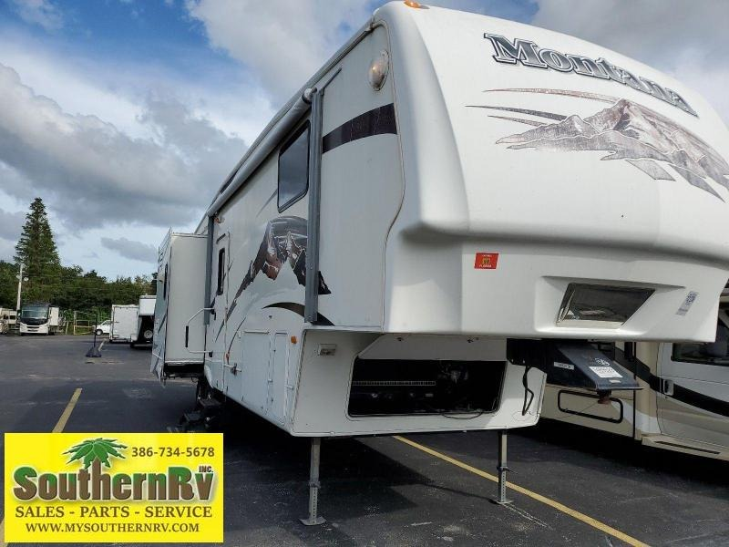 2008 Keystone RV Montana 3075RL Fifth Wheel Campers RV
