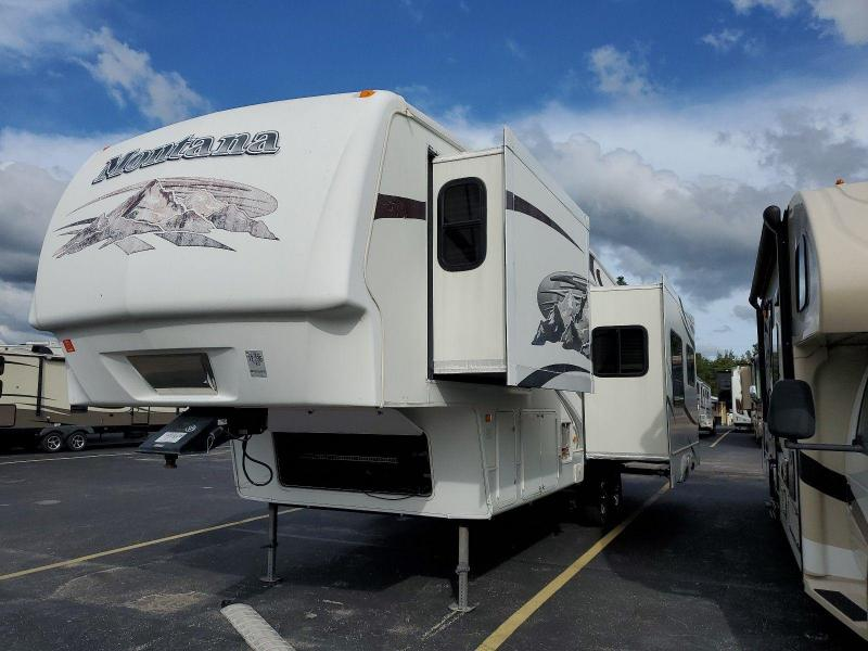 2008 Keystone RV Montana 3075RL Fifth Wheel Campers RV