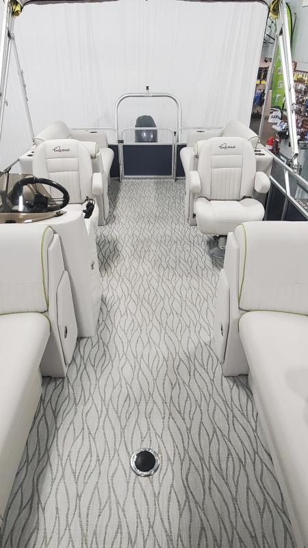 2018 Qwest LS 820 RLS Pontoon Boat