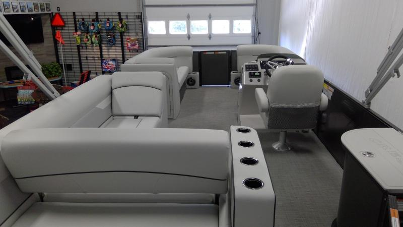 2022 Crest Classic LX 220 SLS Pontoon Boat