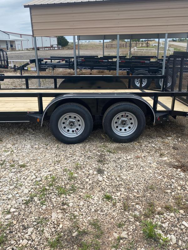 2021 East Texas ETT 7K Equipment Trailer