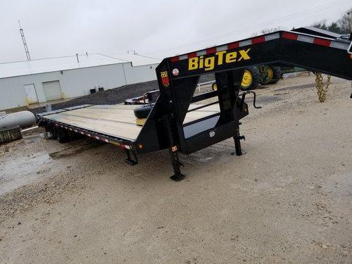 Big Tex 22GN 28+5 Flatbed Trailer