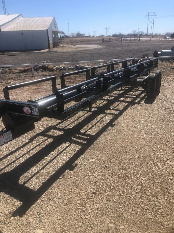 2017 May Trailers Hay Trailer