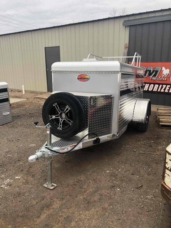 2021 Sundowner Trailers Mini Livestock Trailer