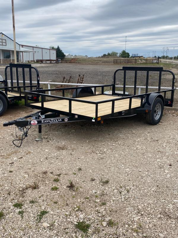 2021 East Texas ETT 3K Equipment Trailer