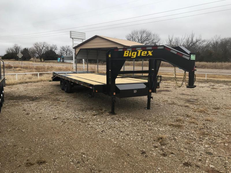 2021 Big Tex Trailers 14GN Equipment Trailer