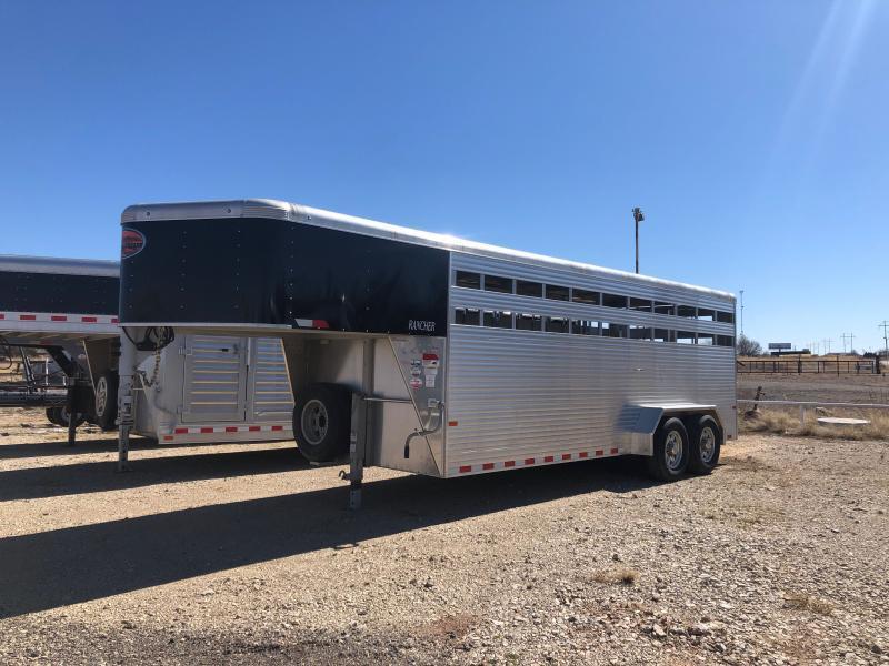 2018 Sundowner Trailers Rancher Livestock Trailer