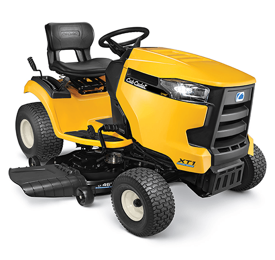 "2019 Cub Cadet XT1 LT46"" Lawn Tractor Lawn Equipment"