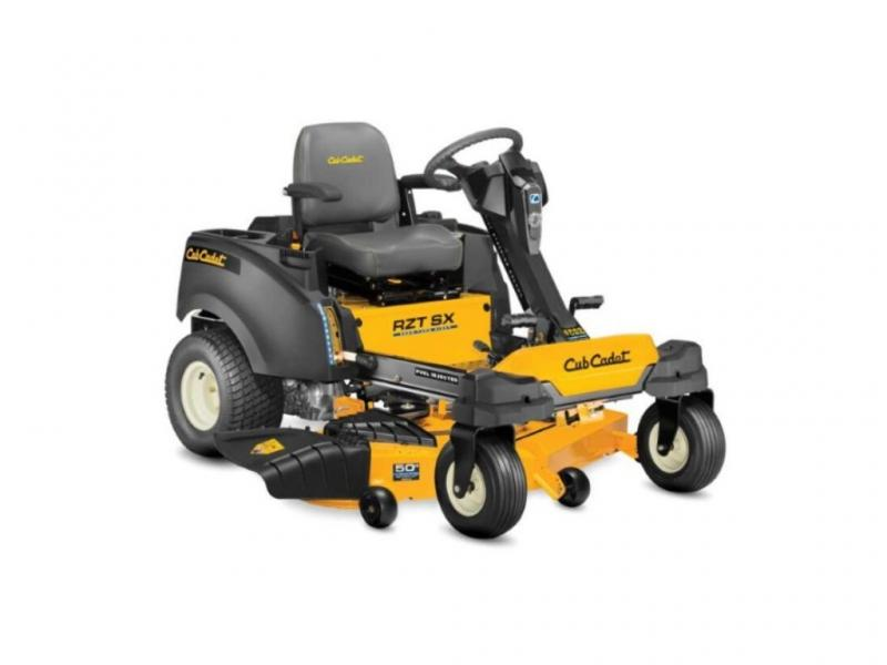 2021 Cub Cadet RZT SX 50 Lawn Equipment