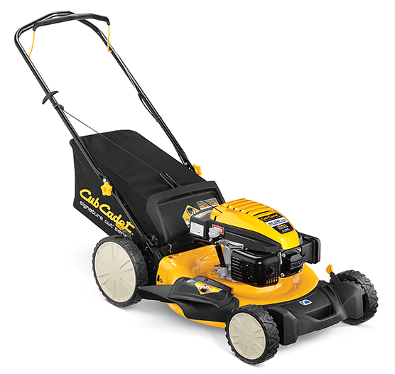 2021 Cub Cadet SC 100 HW Walk-Behind Mower Lawn Equipment