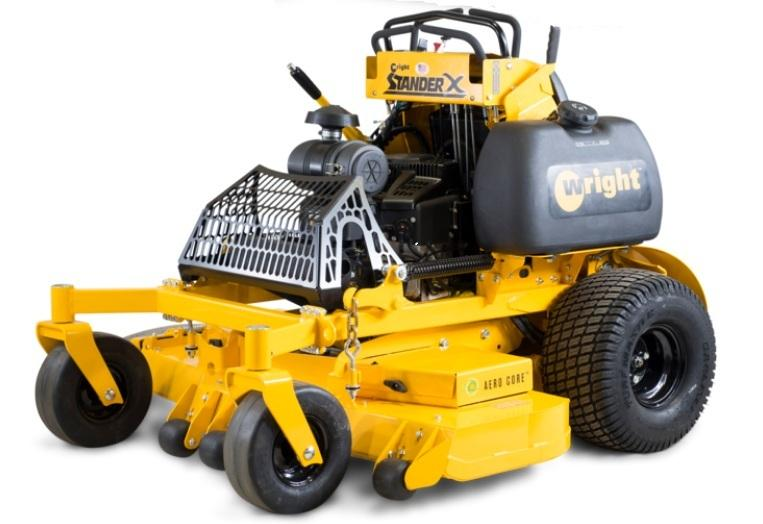 2021 Wright Stander X 52 FX730E Commercial Stand-On Lawn Equipment