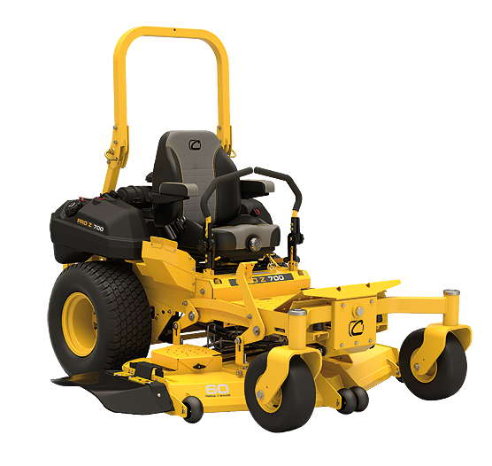 2019 Cub Cadet PRO Z 760L KW Zero-Turn Riding Mower Lawn
