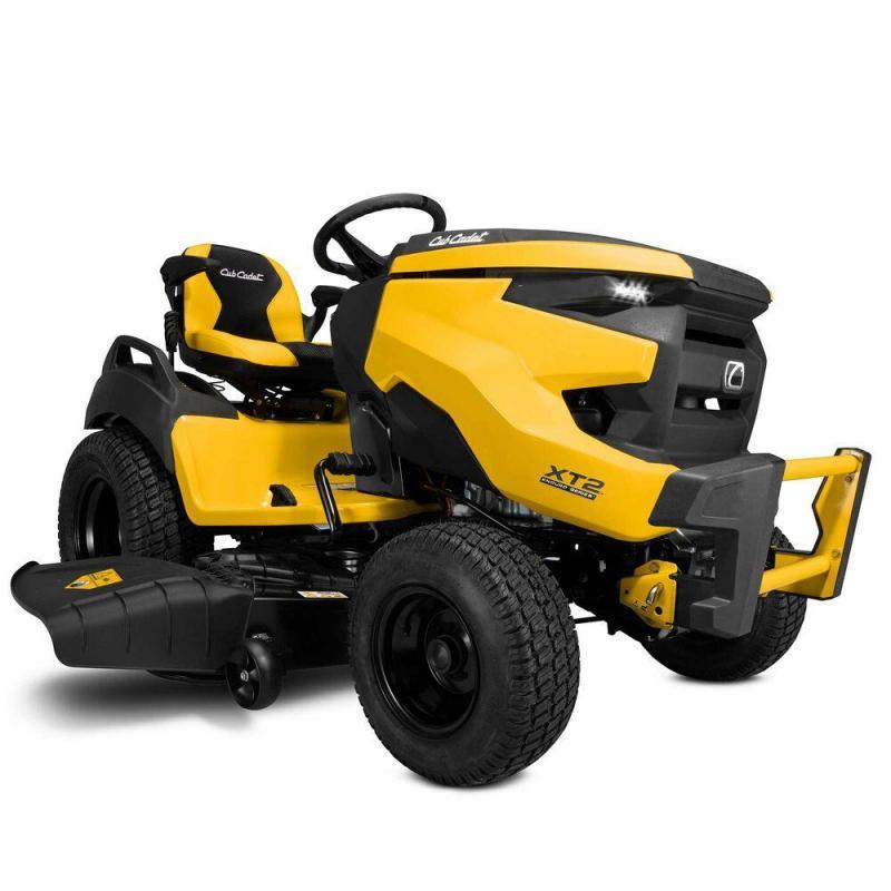 """2021 Cub Cadet XT2 GX54"""" D Lawn Tractor Lawn Mowers"""