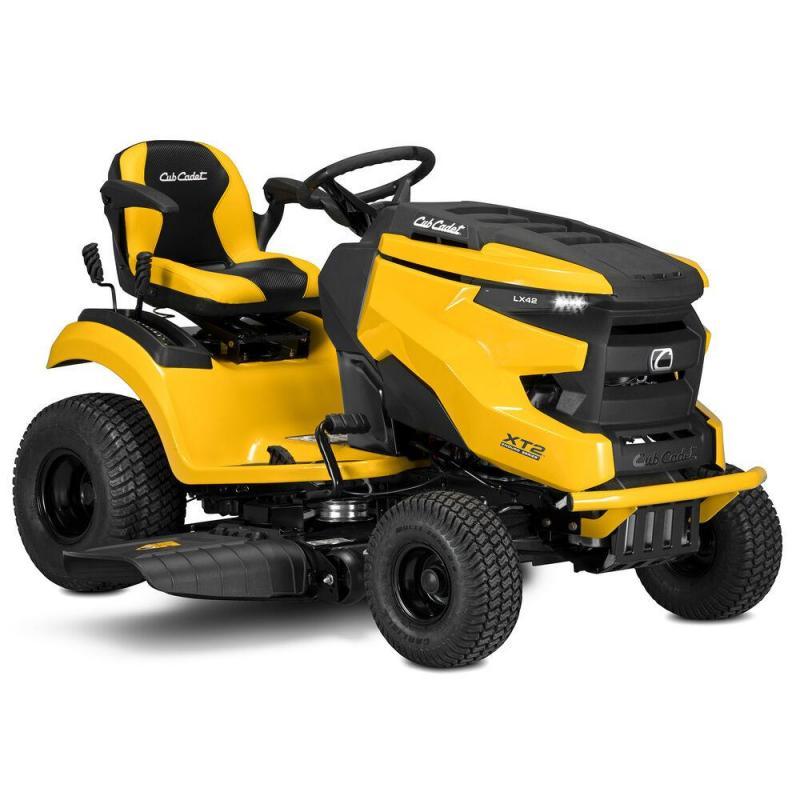 """2021 Cub Cadet XT2 LX42"""" Lawn Tractor Lawn Mowers"""