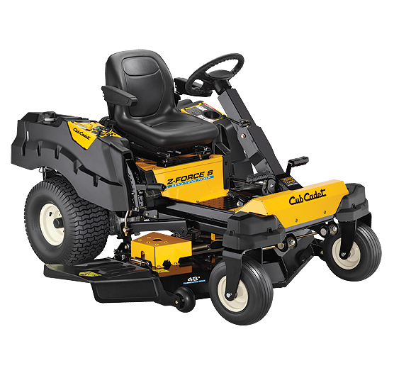 2021 Cub Cadet Z-Force® S 48 Zero-Turn Riding Mower Lawn Equipment