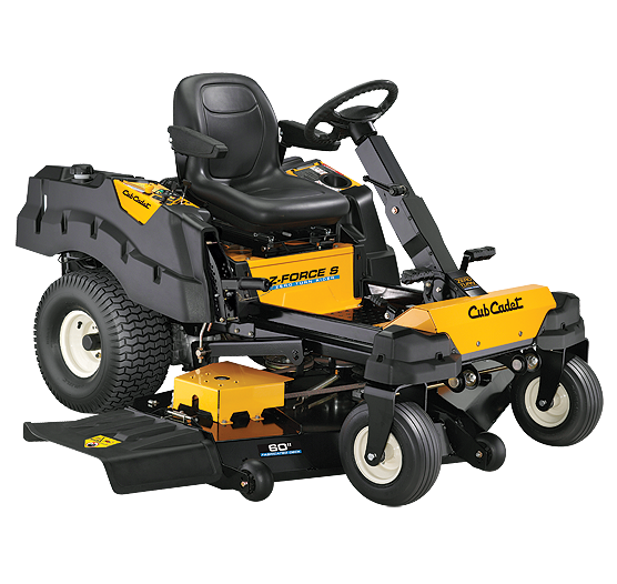 2019 Cub Cadet Z-Force® S 60 Zero-Turn Riding Mower Lawn