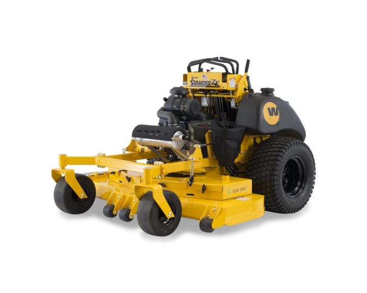 2021 Wright Stander ZK 61 FX850E Commercial Stand-On Lawn Mowers