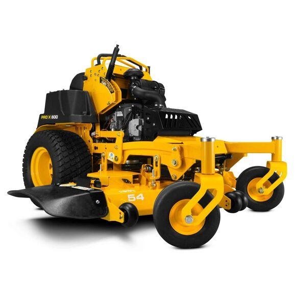 2020 Cub Cadet Commercial Stand On Mowers PRO X 654 Lawn Equipment