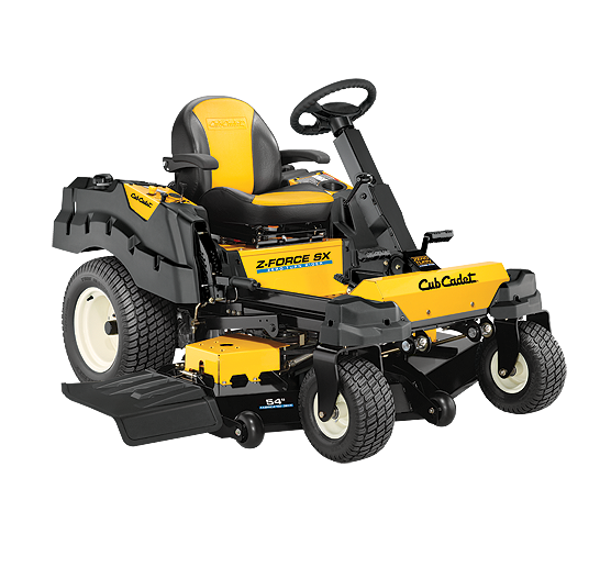 2021 Cub Cadet Z-Force® SX 54 KW Zero-Turn Riding Mower Lawn Equipment