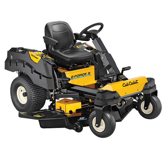 2019 Cub Cadet Z-Force® S 48 Zero-Turn Riding Mower Lawn Equipment