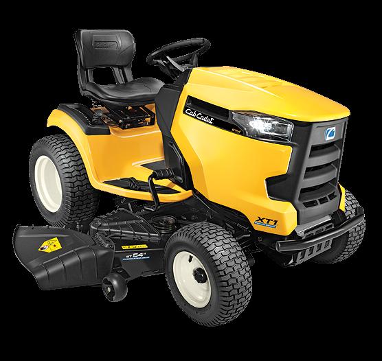 "2021 Cub Cadet XT1 ST54"" Lawn Tractor Lawn Mowers"