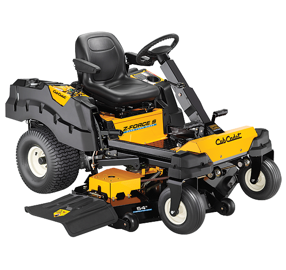 2021 Cub Cadet Z-Force® S 54 Zero-Turn Riding Mower Lawn Equipment