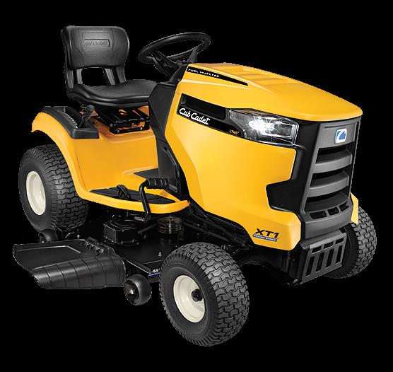"""2021 Cub Cadet XT1 LT46"""" EFI FAB Lawn Tractor Lawn Mowers"""