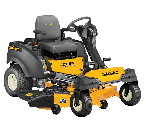 2019 Cub Cadet RZT® SX 50 Zero-Turn Riding Mower Lawn Equipment