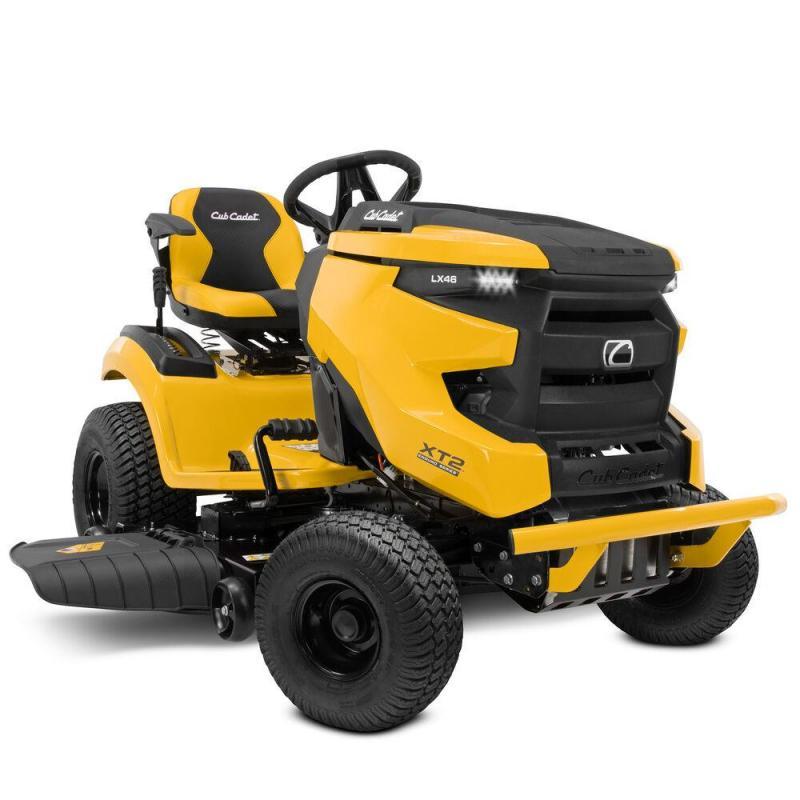 """2021 Cub Cadet XT2 LX46"""" Lawn Tractor Lawn Mowers"""