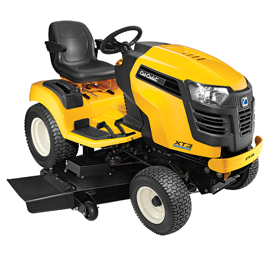 2019 Cub Cadet XT3 GSX C Garden Tractor Lawn